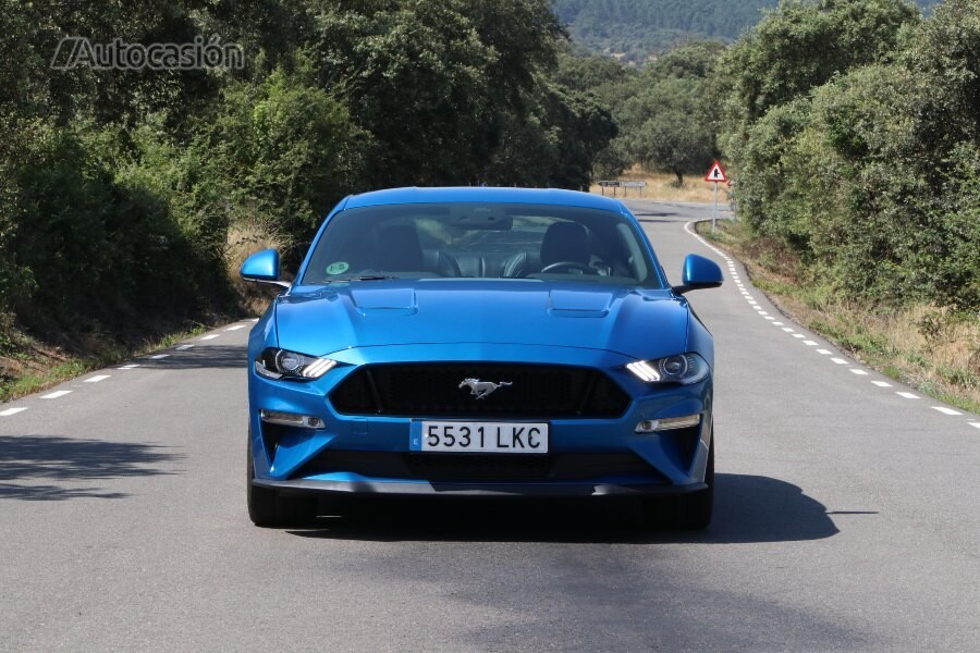 Ford Mustang Fastback GT 2021 exterior